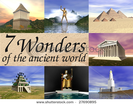 importance of the 7 wonders of the world The seven natural wonders of the world are a list of the world's most astonishing natural attractions.